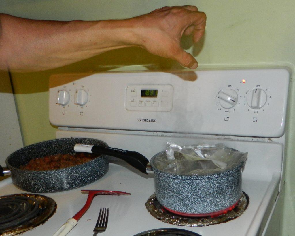 WaxonWare Sauce Pan