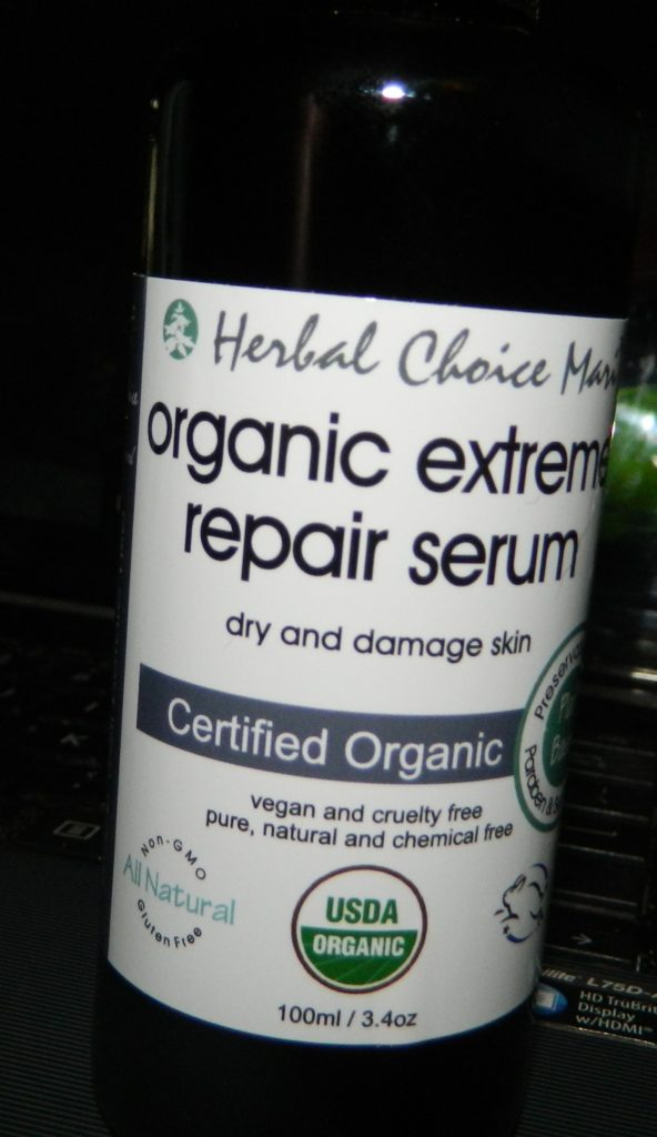 Herbal Choice Mari Extreme Repair Serum Dry Skin