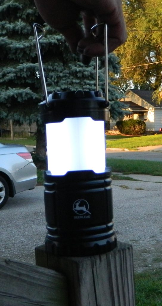 DEERLEAD Ultra Bright LED Camping Lantern