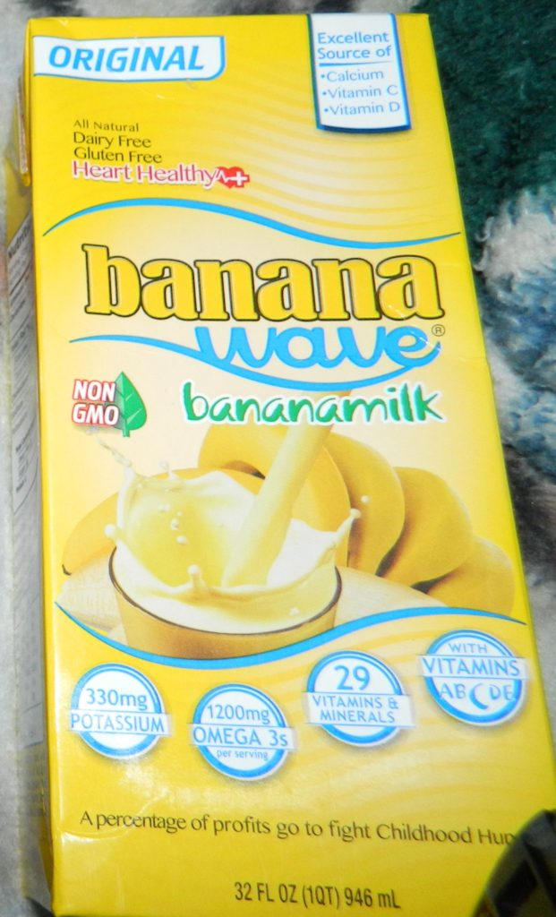 Banana Wave Milk