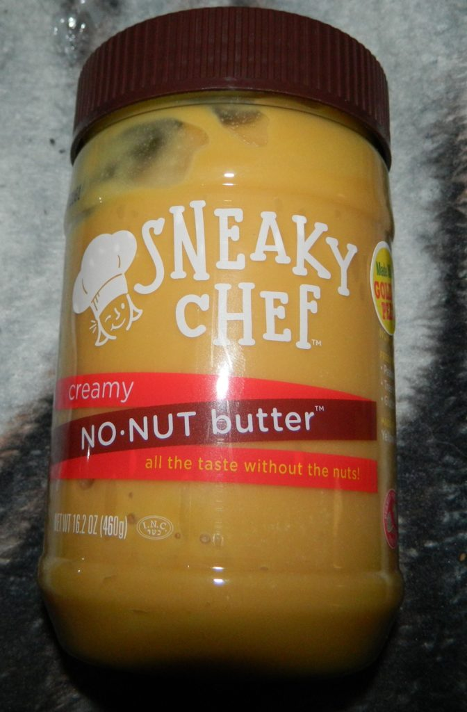 The Sneaky Chef Creamy No-Nut Butter, 16.7 Ounce