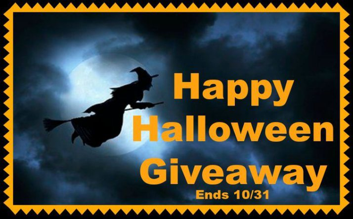 happy halloween giveaway 2016