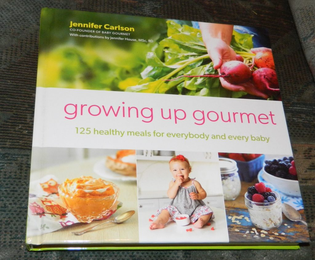 Growing Up Gourmet: 125 Healthy Meals for Everybody and Every Baby Hardcover