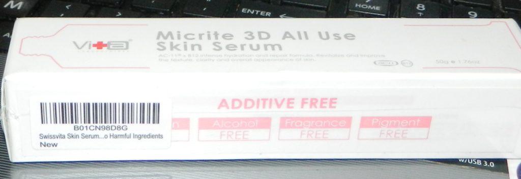Swissvita Anti Aging Serum with AC-11