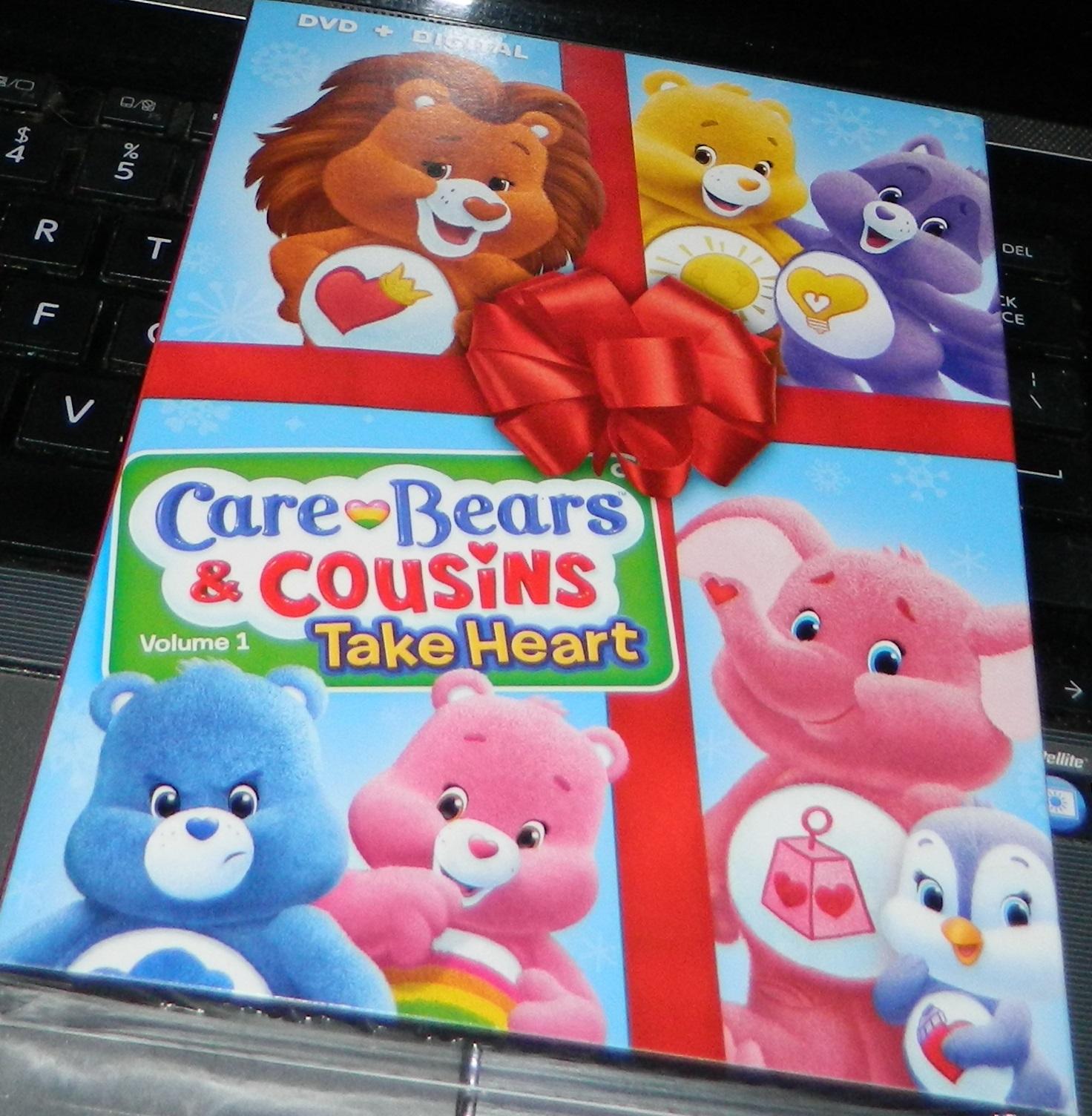 Take Heart [DVD + Digital]