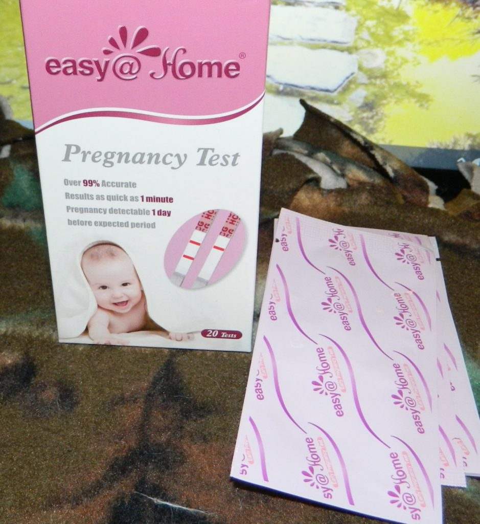 Pregnancy (HCG) Urine Test Strips