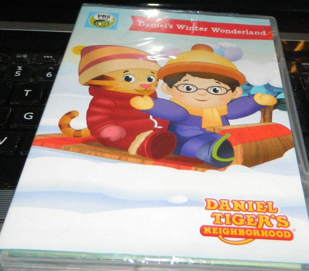 Daniel's Winter Wonderland DVD