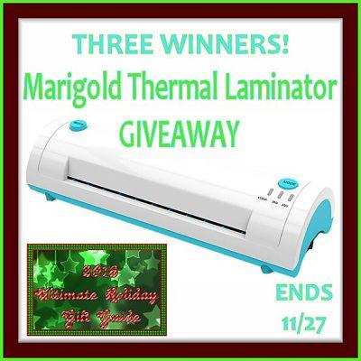 Marigold Laminator