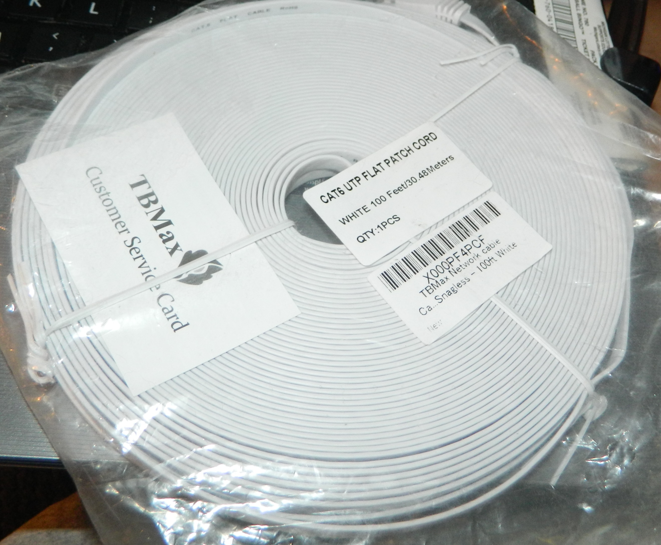 Home Cat 6 Ethernet Patch Cable