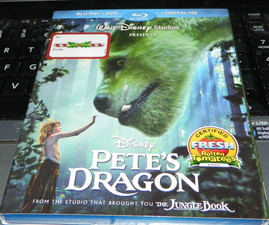 Pete's Dragon DVD