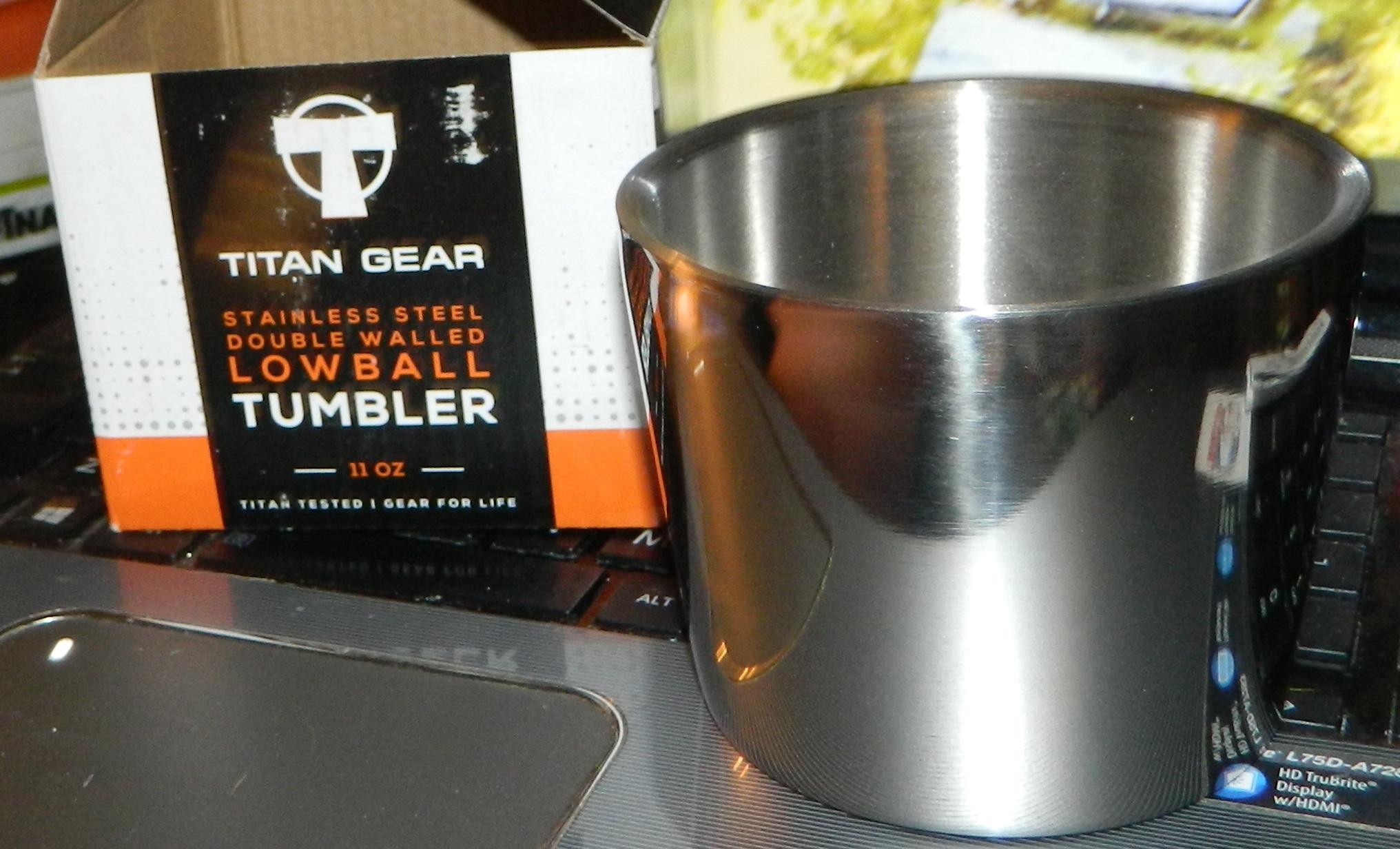 Kitchen cup