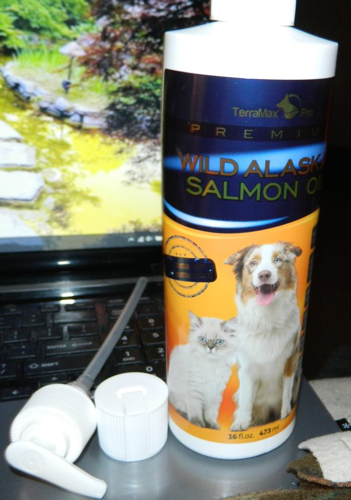 Salmon Oil for pet food
