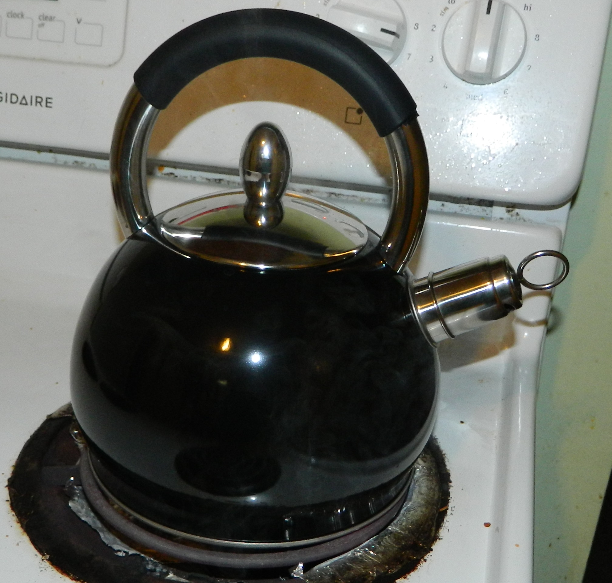 Kitchen Tea Kettle