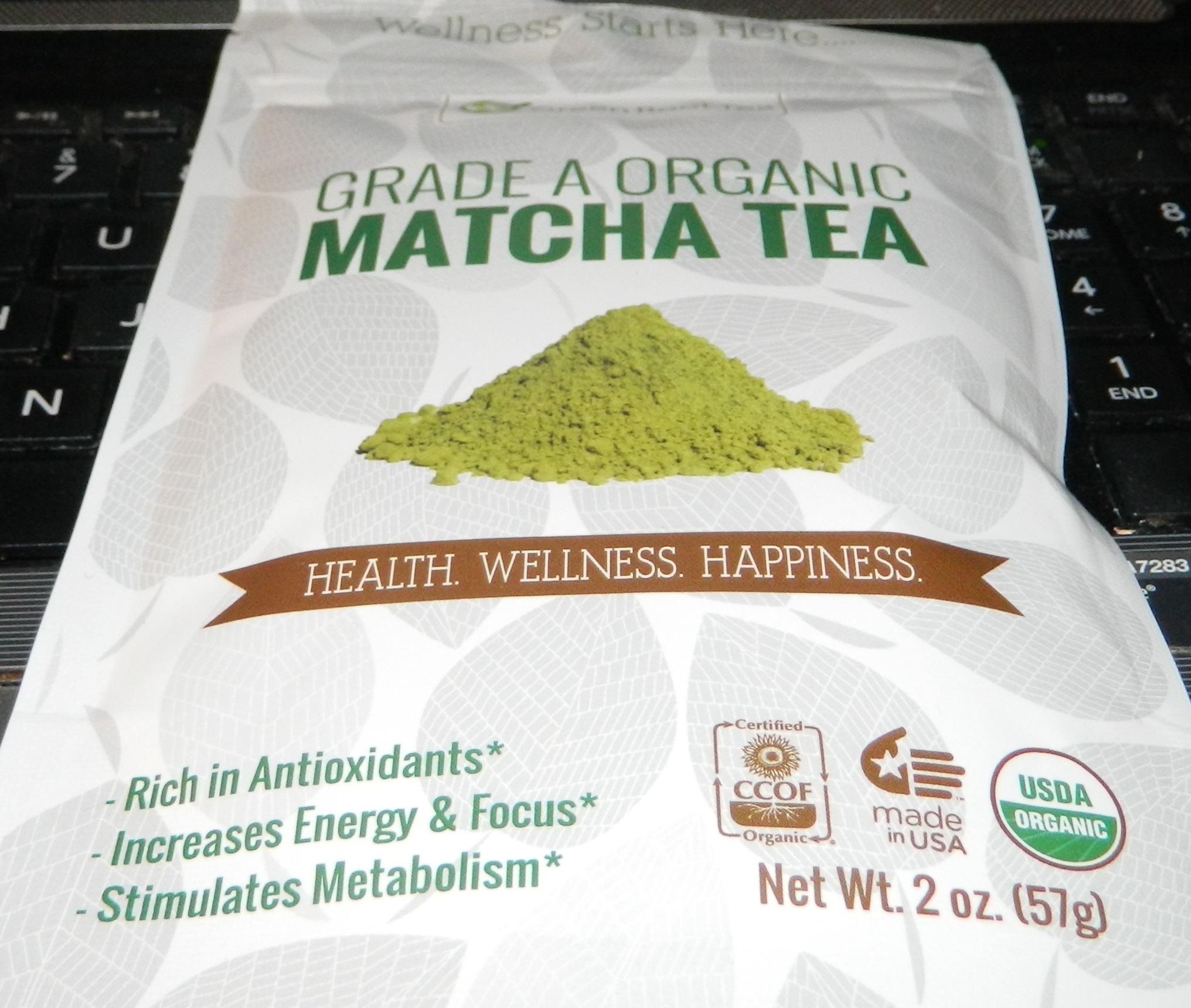 Green Root Tea