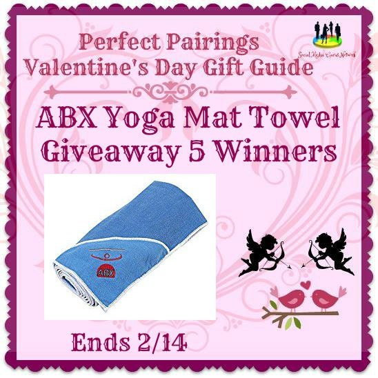 ABX Yoga Mat Towel