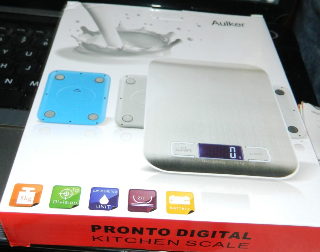 Digital Kitchen Scale