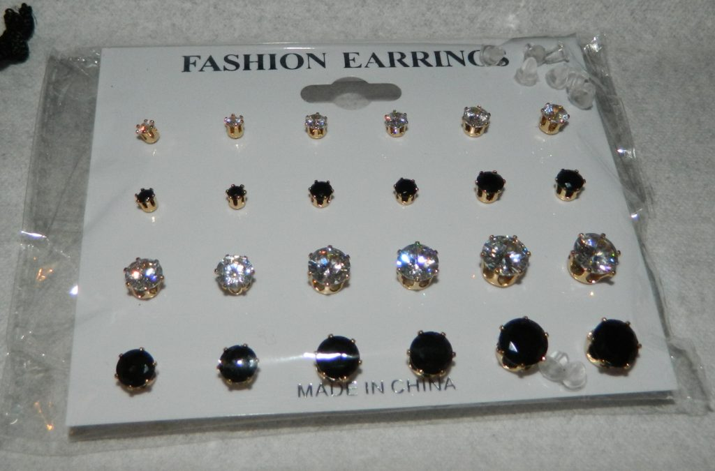 Fashion Earring Studs