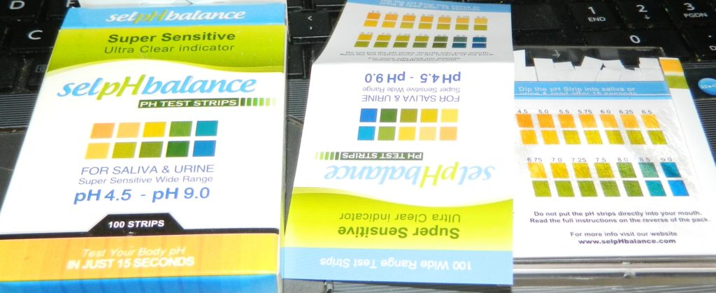 SelpHbalance pH Test Strips