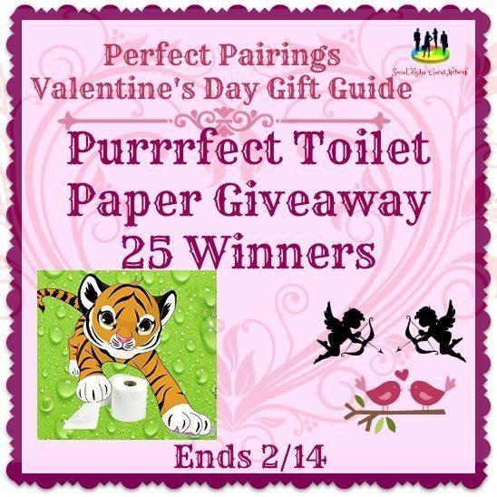 Purrrfect Toilet Paper