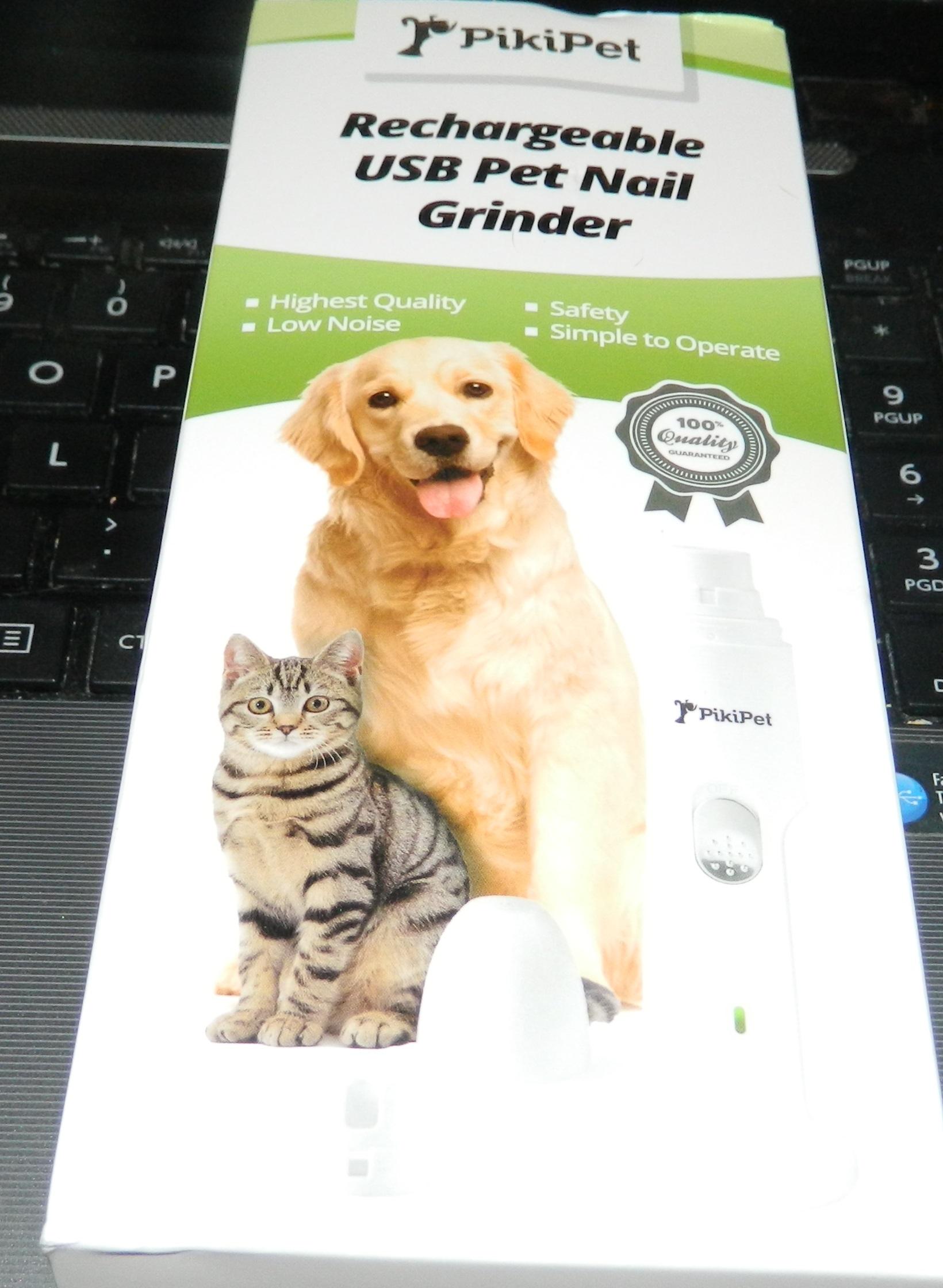 Electric Pet Nail Grinder