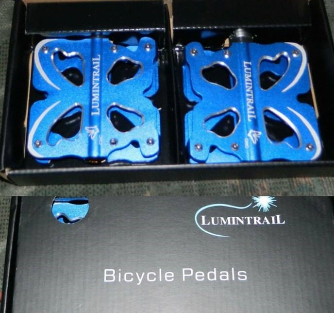 Butterfly Pedals