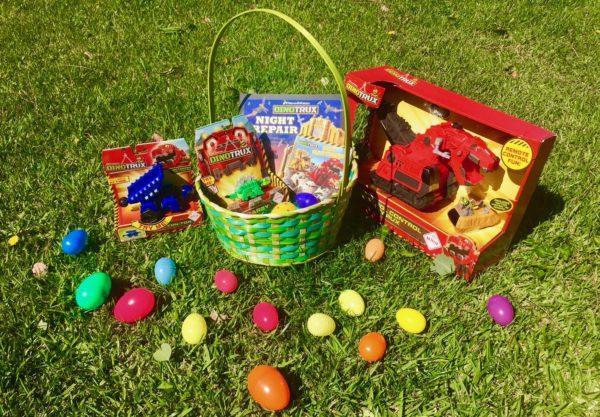 DINOTRUX S4 Easter Basket Giveaway