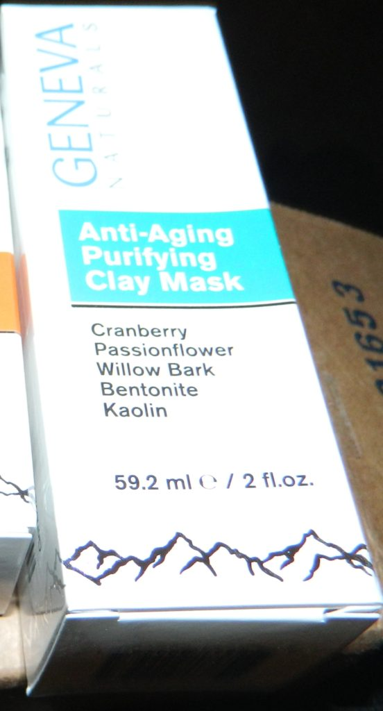 Anti-Aging Purifying Clay Face Mask