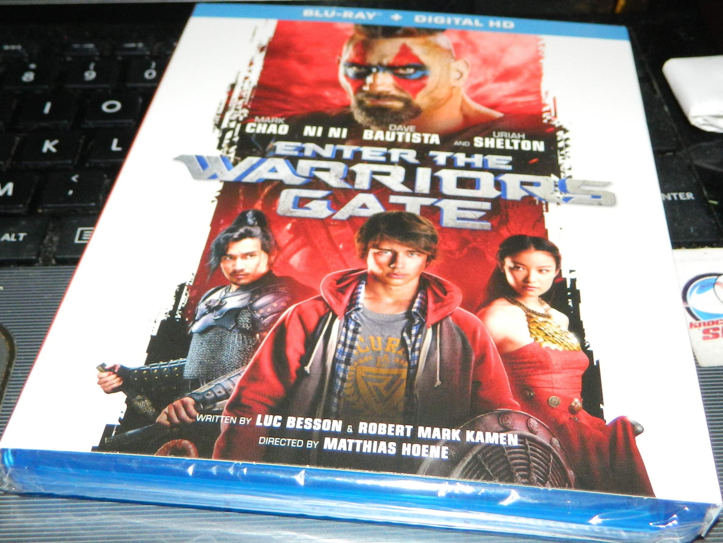 Blu-Ray + Digital HD