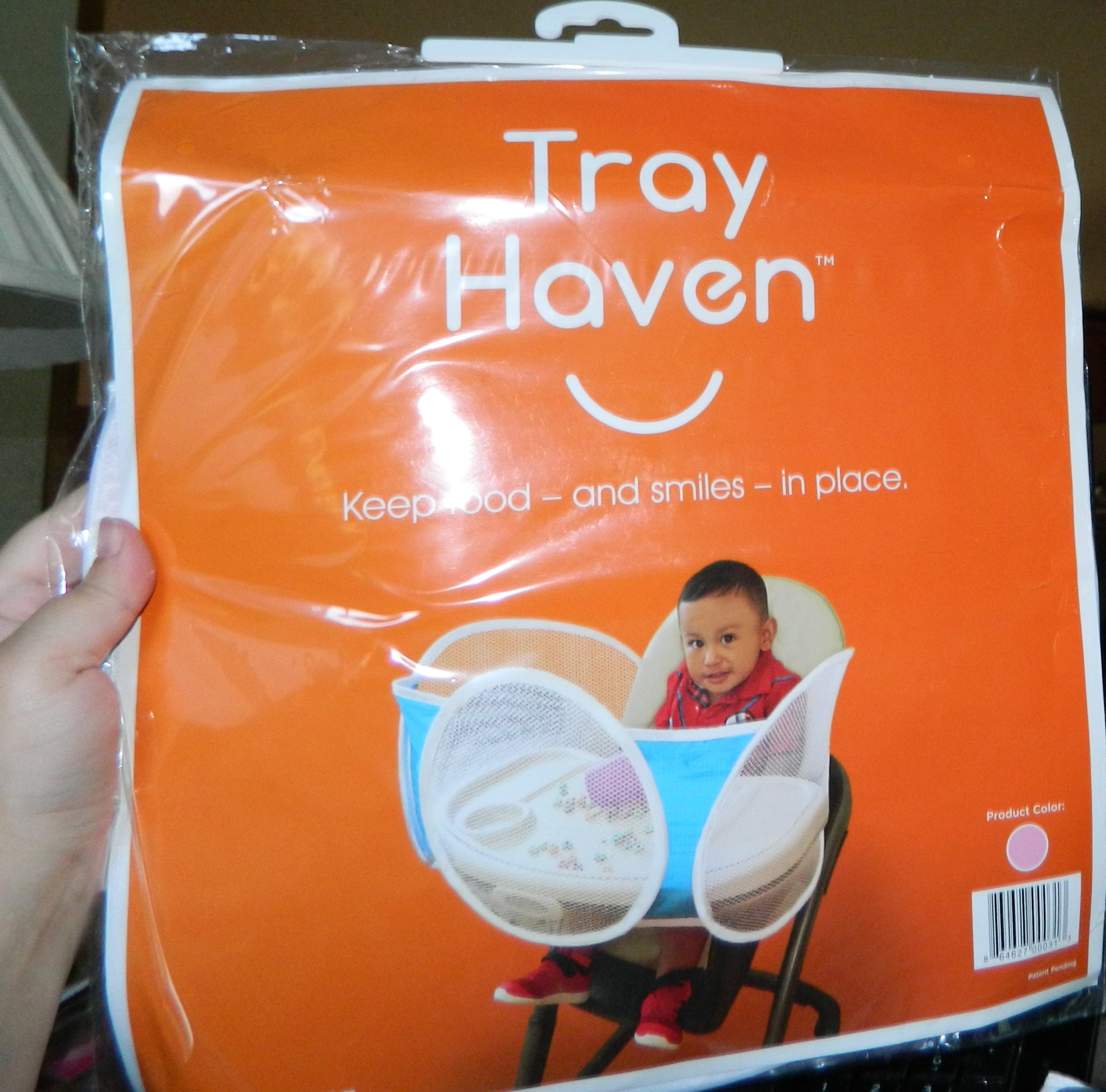 Tray Haven High Chair And Stroller Adaptable Containment Barrier