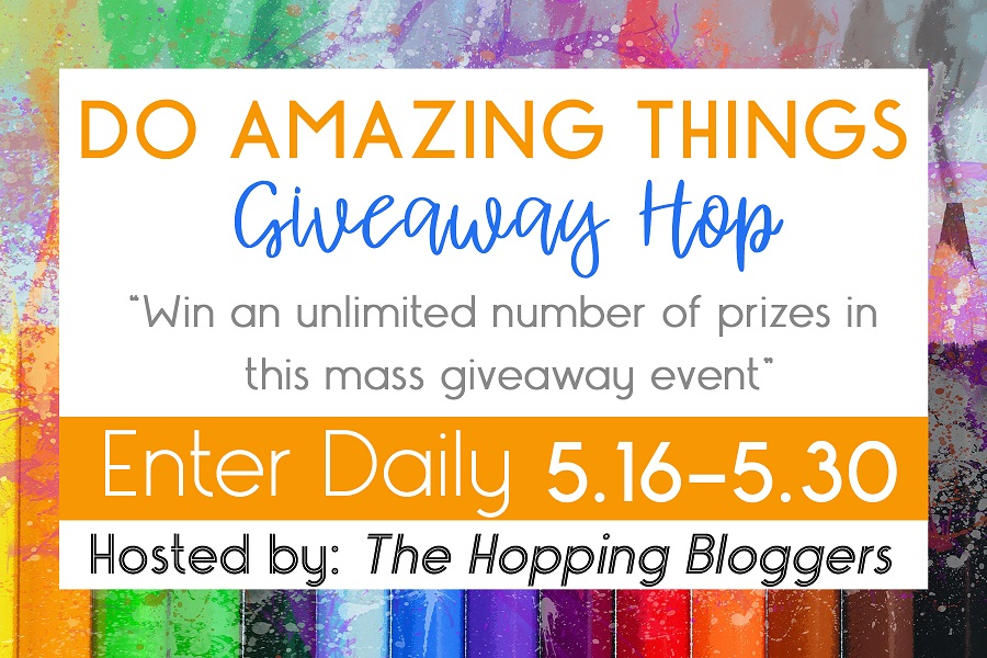 Do Amazing Things Giveaway Hop! Welcome to the Loud House: Season 1